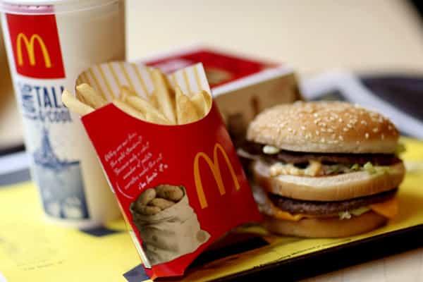 مطعم ماكدونالدز جدة حي الشاطئ طريق الكورنيش