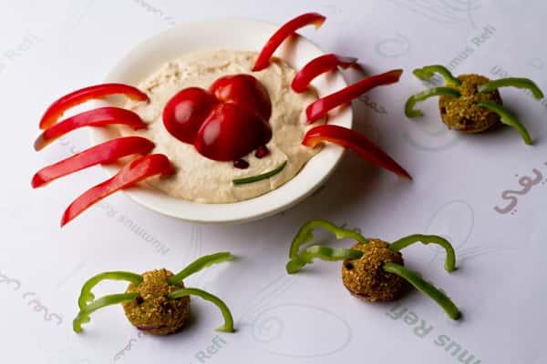 مطعم حمص ريفي المدينة المنورة حي العهن